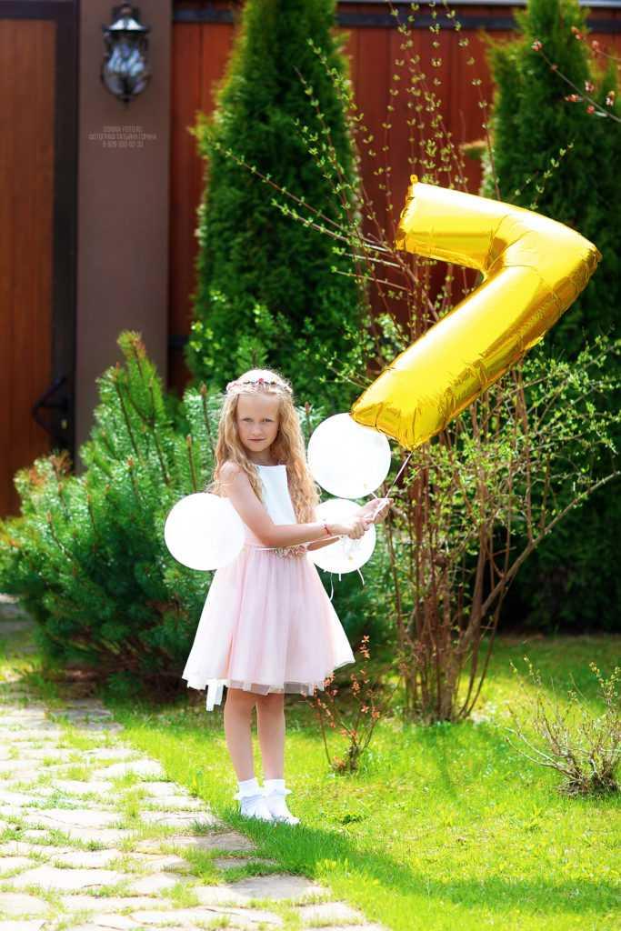 Репортаж с детского дня рождения. Фотограф Татьяна Горина.