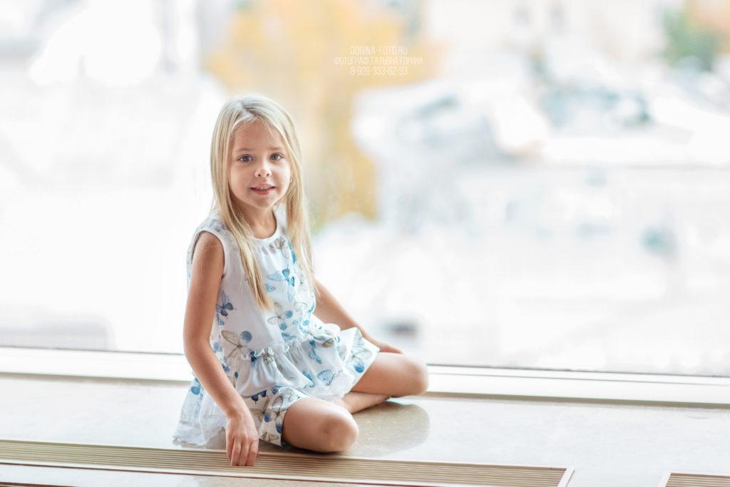 Цена детской и семейной фотосессии. Фотограф Татьяна Горина