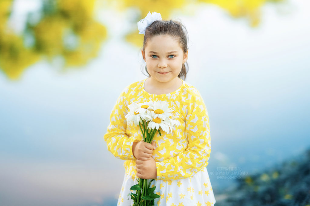 Цена детской и семейной фотосессии