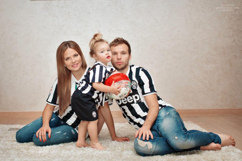 Семейная фотосессия. Фотограф Татьяна Горина.