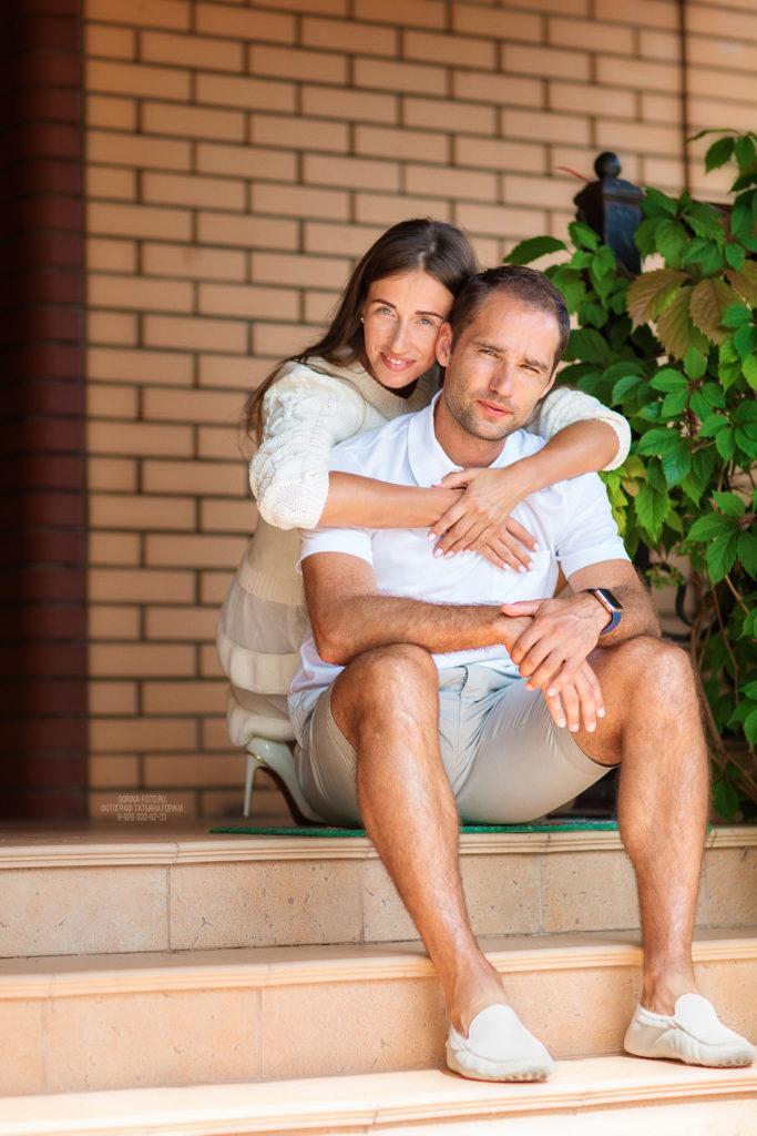 Фотосессия с мужем. Фотограф Татьяна Горина.