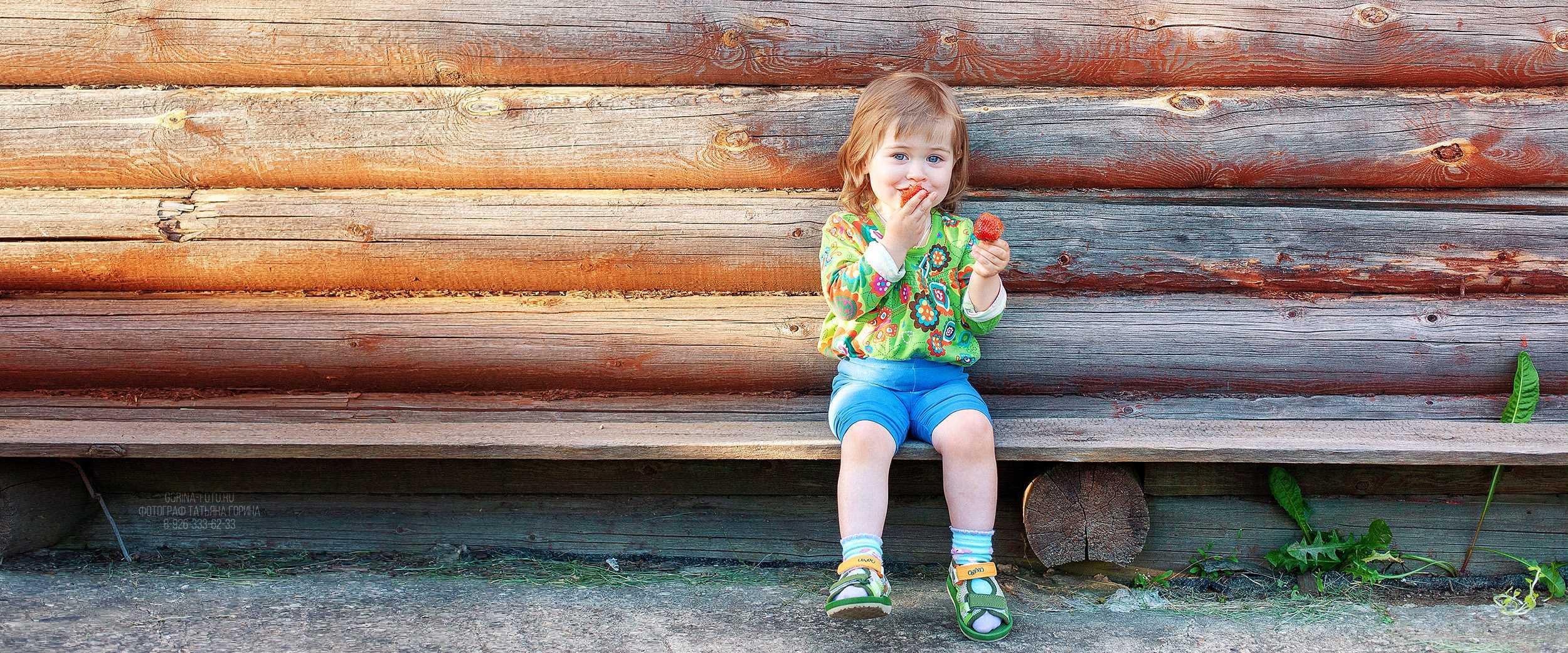 Детские фотосессии в Подмосковье. Фотограф Татьяна Горина.