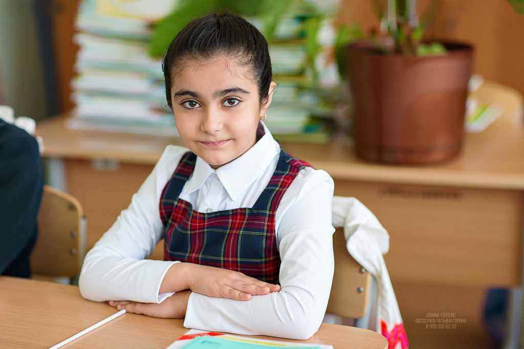 Фотосессия школьного класса. Фотограф Татьяна Горина