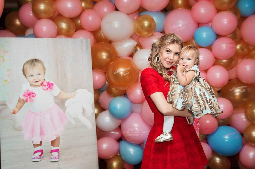 Фото с детского Дня Рождения. Детский фотограф Татьяна Горина.