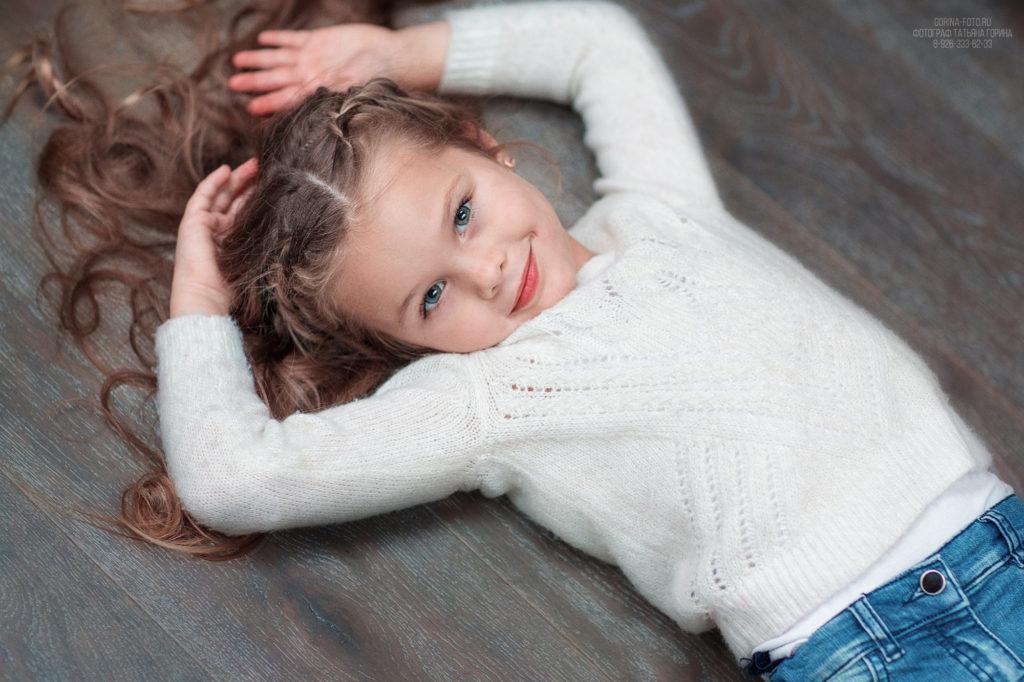 Детская фотосессия. Фотограф Татьяна Горина.