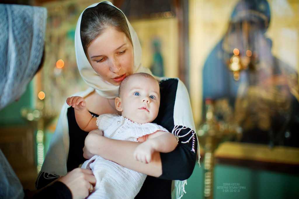 Фотосессия детского крещения. Фотограф Татьяна Горина.