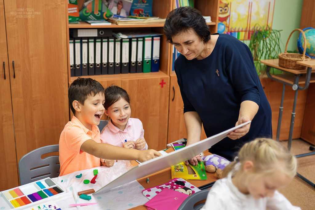 Фотосессия школьного класса