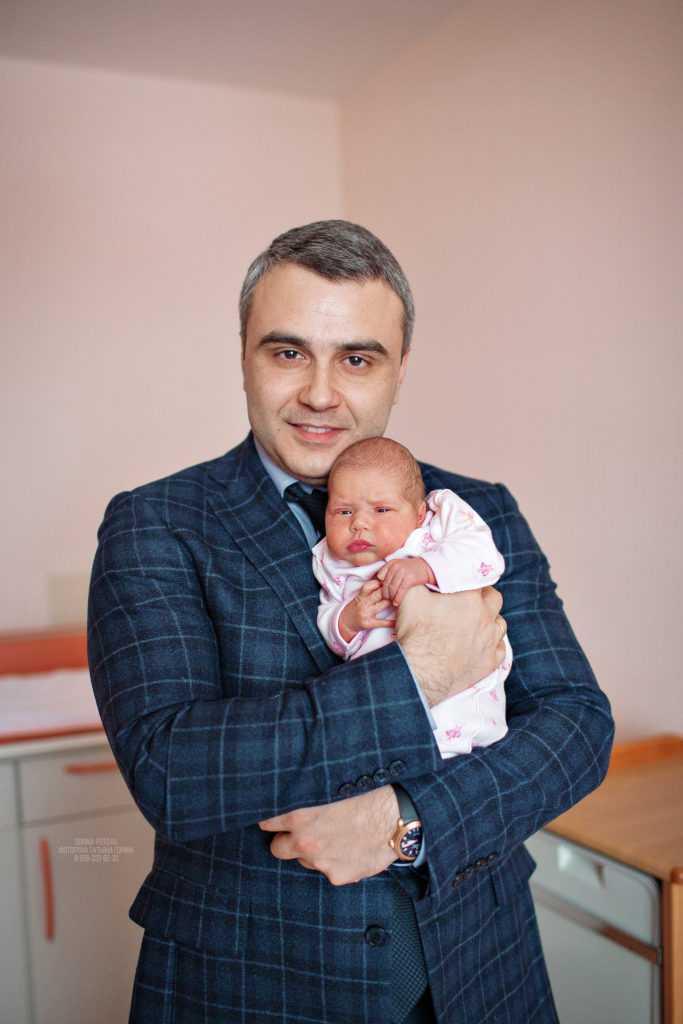 Фотограф в роддом. Фотограф Татьяна Горина.
