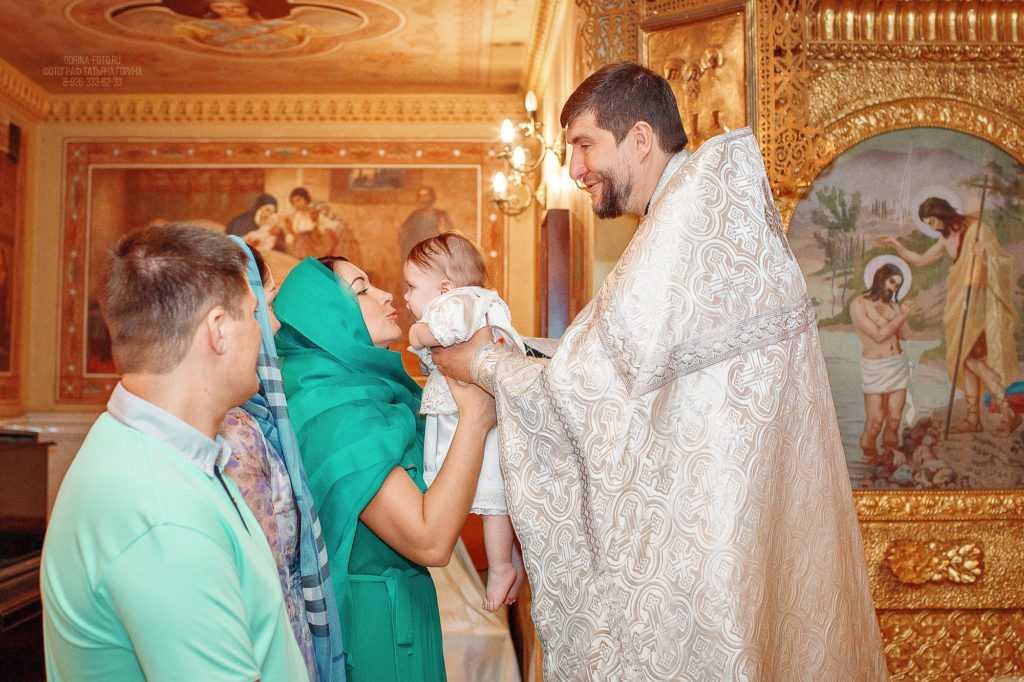 Фотограф на крещение.